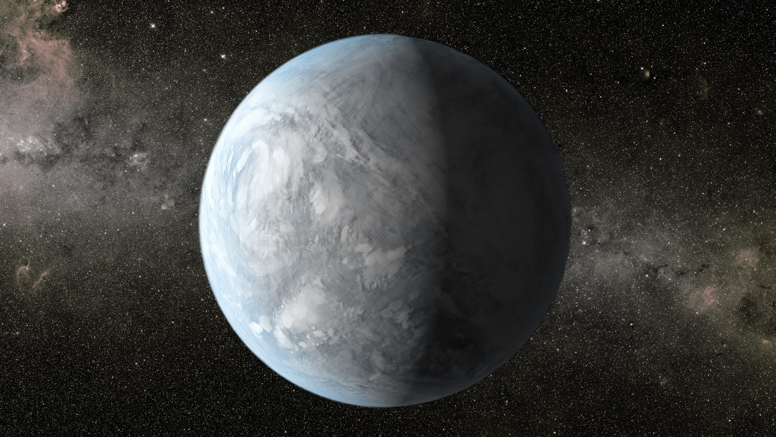 Gmail planets theme - Kepler 62e An Artist S Concept Of The Most Earth Like Planet Found To Date Image Credit Nasa Ames Jpl Caltech